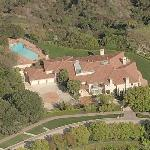 Tim McGraw & Faith Hill's House (former) (Birds Eye)