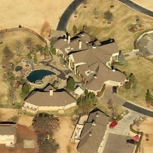 Toby Keith's House (Bing Maps)
