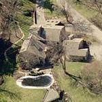Pete Rose's Home (former) (Birds Eye)