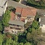 Terrence Howard's Los Feliz Rental (Birds Eye)