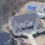 Chris Childs' Home