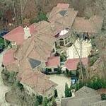 Jeff Foxworthy's House (Birds Eye)