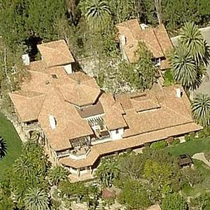 John Paul DeJoria's house (former) (Birds Eye)