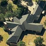 A.J. Foyt's House (Birds Eye)