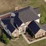 Marshall Faulk's House (former)