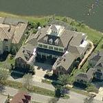 Adam Vinatieri's House (Birds Eye)