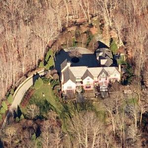 Keith Richards' House (Birds Eye)