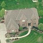 Jason Bay's House (Birds Eye)
