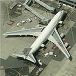 Japan Airlines Boeing 747-446 (JA8081) (Birds Eye)