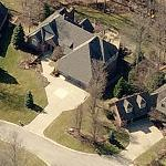 George McGinnis' Home (Birds Eye)