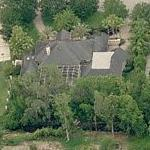 Tony Dungy's House (Birds Eye)