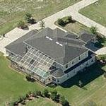 "Carnell ""Cadillac"" Williams' House (Former) (Birds Eye)"