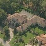 Ronde Barber's House (Birds Eye)