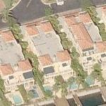 Chris Simms' House (Birds Eye)