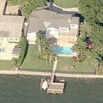 Brad Richards' House (Birds Eye)