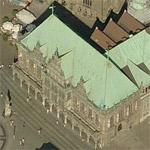 Bremen City Hall (Birds Eye)