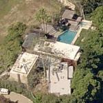 Demi Moore's House (Birds Eye)