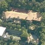 Mark Wahlberg's House (former) (Birds Eye)