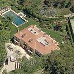 Seal & Heidi Klum's House (former) (Birds Eye)