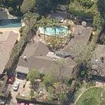 Kurt Russell & Goldie Hawn's House (Birds Eye)