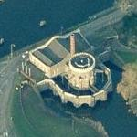 18th century Cruquius pumping station (Birds Eye)