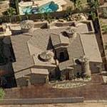 Brandon Webb's House (Birds Eye)
