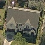 Zach Wiegert's House (Birds Eye)