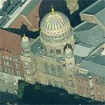 New Synagogue (Birds Eye)