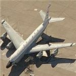 RC-135 Rivet Joint (Birds Eye)