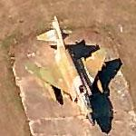 F-4 Phantom at McEntyre Air National Guard Station