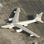 Boeing B-47 Stratojet jet bomber (Birds Eye)