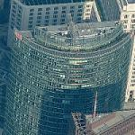 Deutsche Bahn Headquarter (Birds Eye)