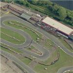 Hoddesdon Karting Track (Birds Eye)