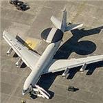 NATO Boeing E-3 Sentry AWACS
