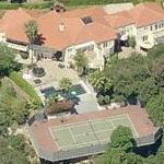 Oscar De La Hoya's House (former) (Birds Eye)