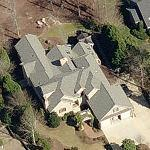 Roy Williams' Home (Birds Eye)