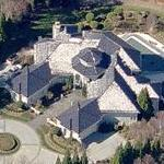 Joe Gibbs' House (Birds Eye)