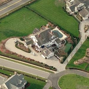 Dan Patrick's House (Birds Eye)
