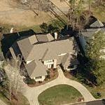 Tony Stewart's House (former) (Birds Eye)