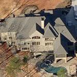 Kurt Busch's House (Birds Eye)