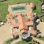 Mario Andretti's House (Birds Eye)