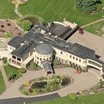 Michael Andretti's House (Birds Eye)