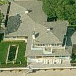 David Geffen's House (Birds Eye)