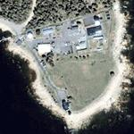 Prospect Harbor Naval Satellite Operations Station (Bing Maps)