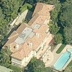 Magic Johnson's House (Birds Eye)