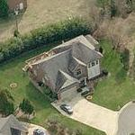 Jeff Gordon's House (former) (Birds Eye)