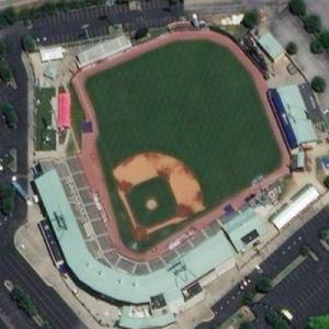 Whitaker Bank Ballpark (Bing Maps)