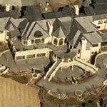 Mike Shanahan's Home (former) (Birds Eye)