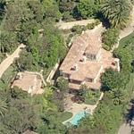 Sharon Stone's House (former) (Birds Eye)