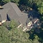 Cedric Benson's House